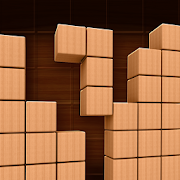 Fill Wooden Block: Wood Puzzle Classic Brick Game