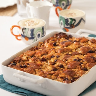 Breakfast Bread Pudding.