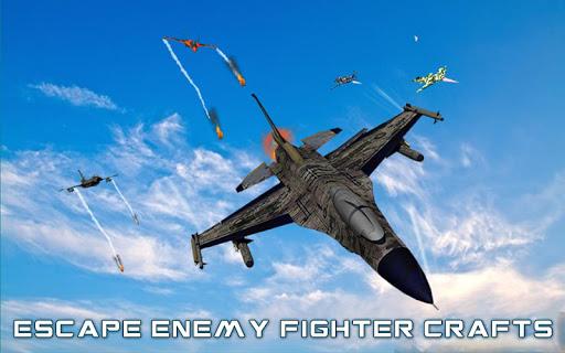 US Air Force Military Pilot Sky Battle 3D filehippodl screenshot 9