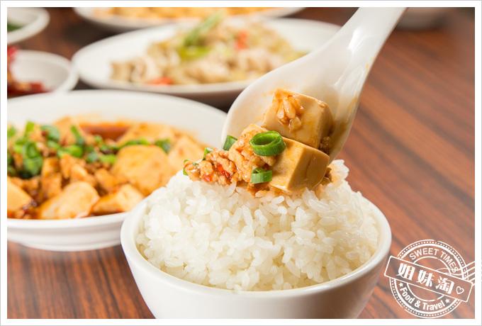 饕客食堂麻婆豆腐