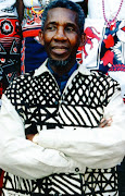 Phillip  Tabane : acclaimed jazz musician formerly leader of the band Malombo.