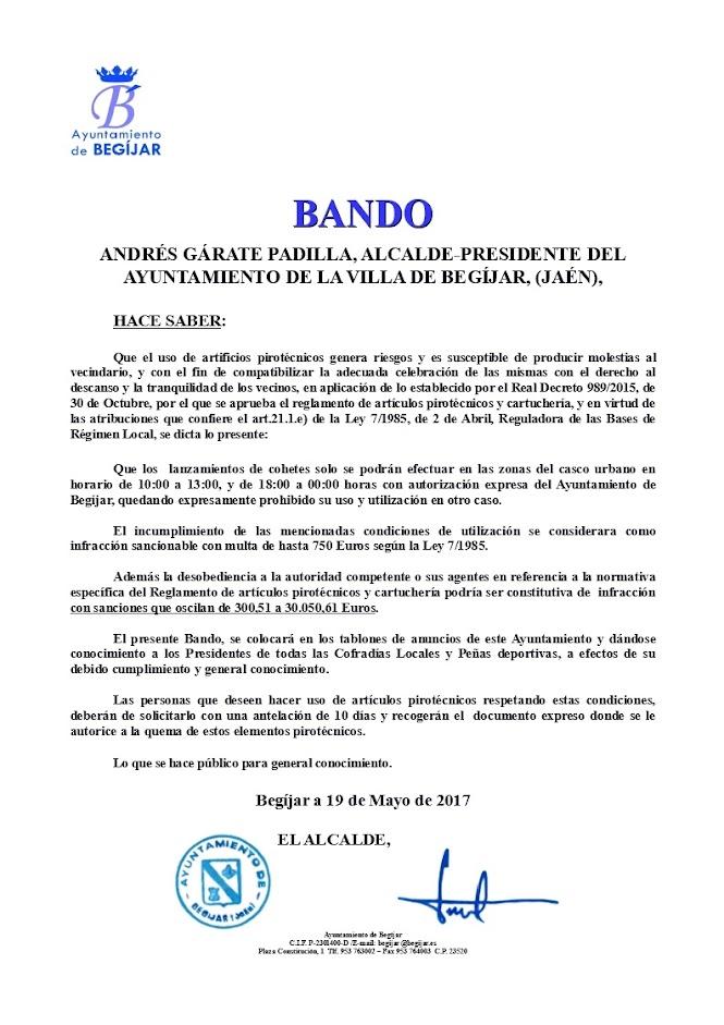 BandoLanzamientoCohetes
