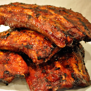 Barbecued Ribs.