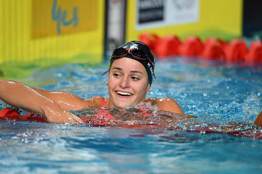 Kaylee McKeown Blasts 57.63 100 Backstroke, 0.06 Off Smith's World Record