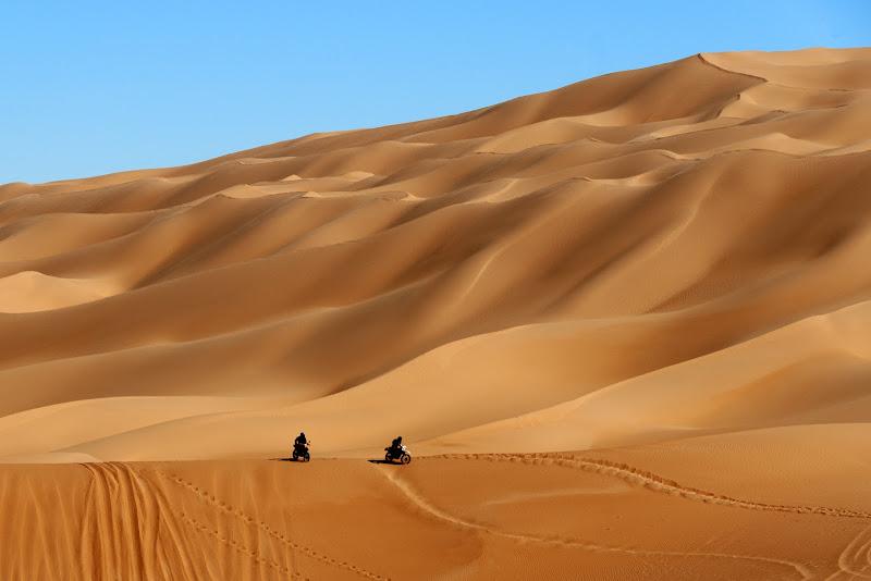 Onde di sabbia. di Sognatrice