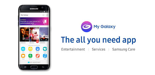 My Galaxy app (apk) free download for Android/PC/Windows screenshot