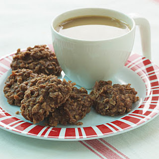 No-Bake Chocolate-Oatmeal Cookies