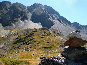 Photo: Presso Estany dels Forats, 2457m, guardando alla cima del Carlit.