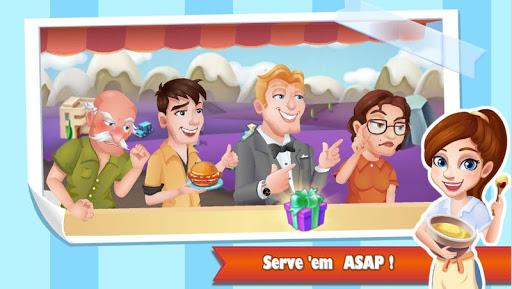 Chef Fever: Crazy Kitchen Restaurant Cooking Games  screenshots 3