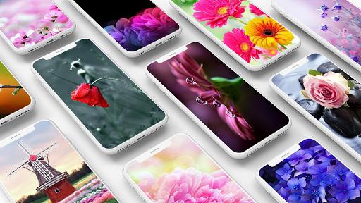 Flower wallpaper 1.1 screenshots 1
