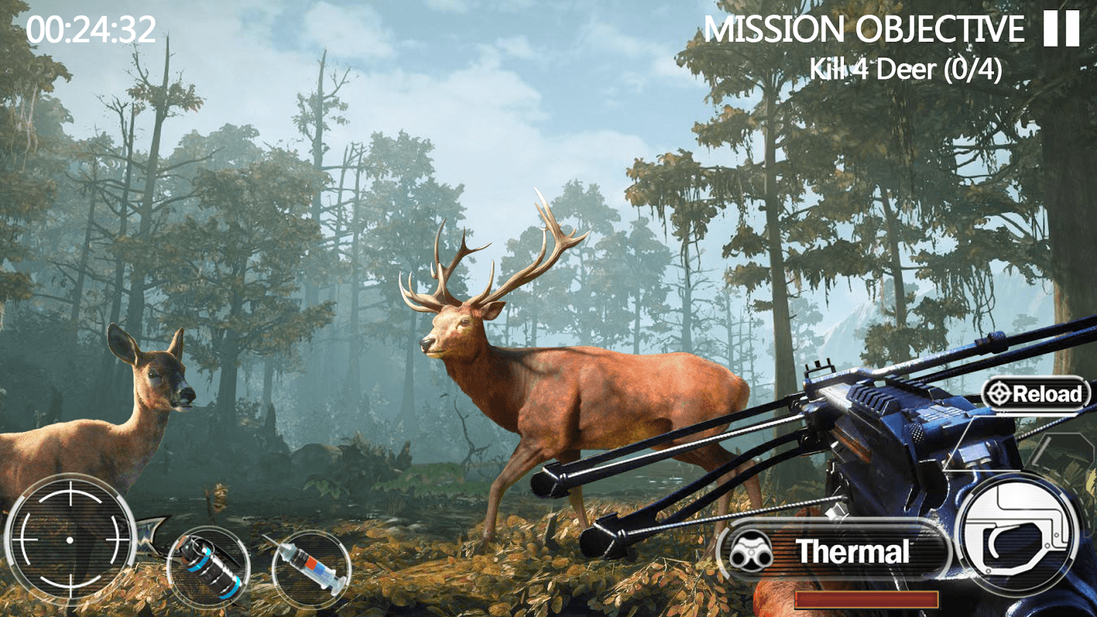Animal Hunting Forest Shooter- screenshot