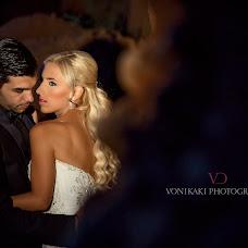 Wedding photographer Dora Vonikaki (vonikaki). Photo of 17.10.2014