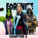 Battle Royale New Season : Emotes & Skins icon