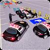 شرطة السيارات موقف سيارات 3D التحدي APK