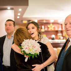 Wedding photographer Alba Ahedo (AlbaAhedo). Photo of 04.02.2017