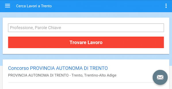Offerte di Lavoro Trento – Android-Apps auf Google Play