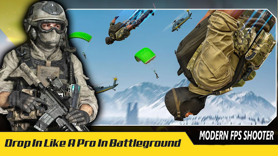 How to hack Infinity FPS shooter : Modern commando ops strike for android free