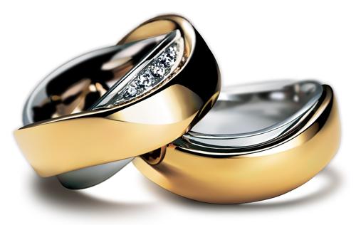 anillos matrimonio fotos