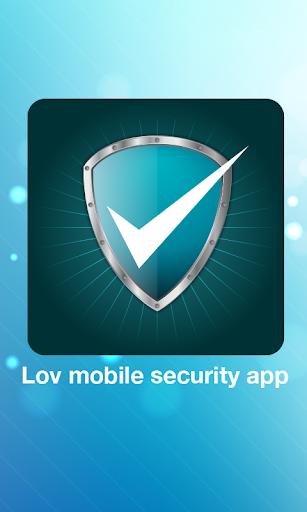 LOV 모바일 보안 앱