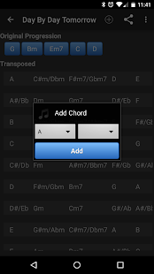 Chord Transposer- screenshot thumbnail
