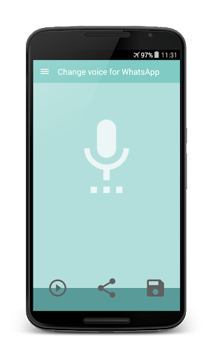Voice Changer effects