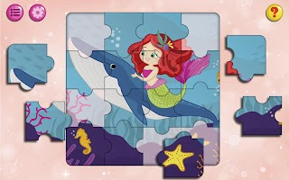 Kids Puzzles Game for Girls & Boys