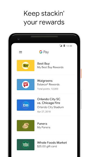 Google Pay 2.75.214349949 screenshots 6