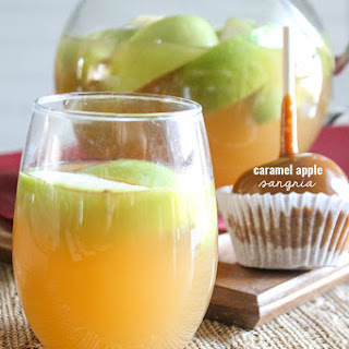Caramel Apple Drinks Alcoholic Recipes