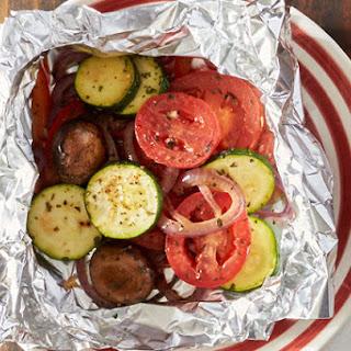 Grilled Italian Vegetables