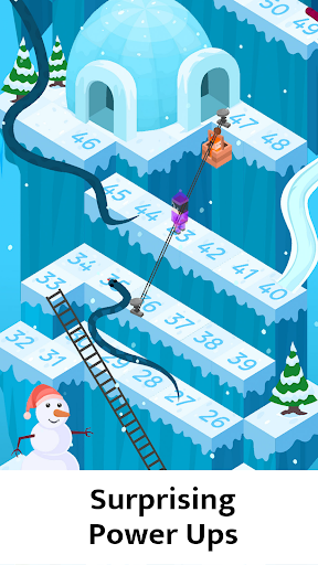 ud83dudc0d Snakes and Ladders - Free Board Games ud83cudfb2 3.0 screenshots 3