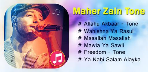Top Ringtones of Maher Zain : Arabic Best Sound - Apps on