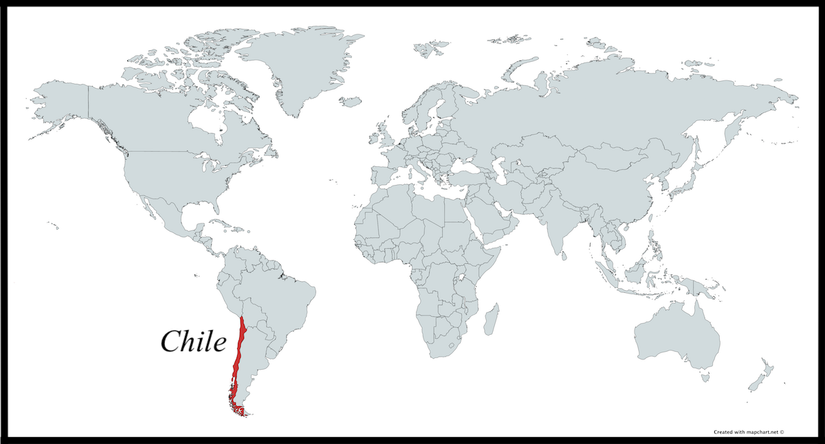 travel guide to chile