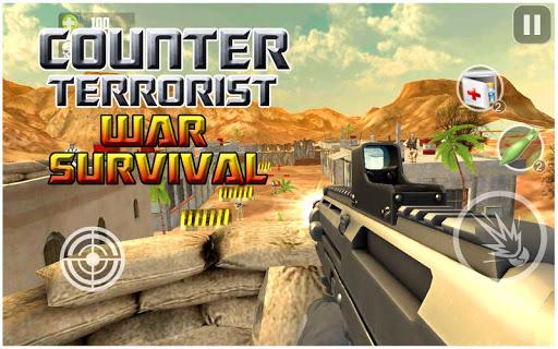 Counter Terrorist fray