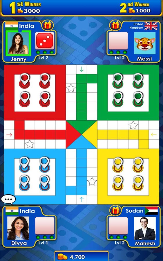 Ludo King- screenshot