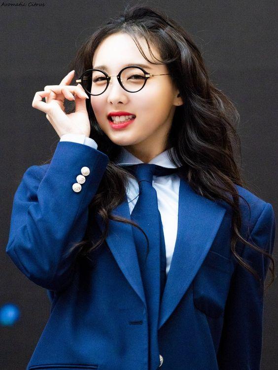 nayeon uniform 11
