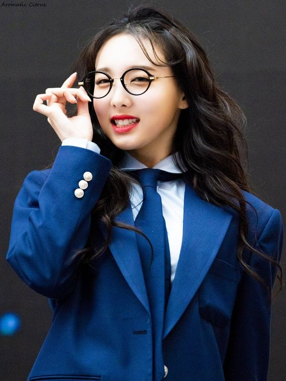 nayeon uniform 11