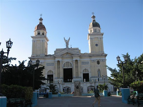 Photo: Santiago de Cuba katedrála