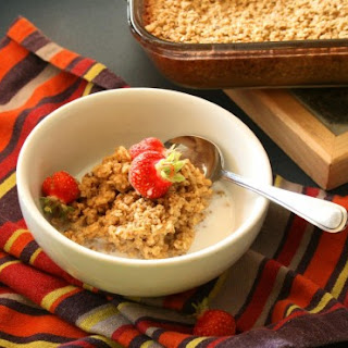 Classic Baked Oatmeal