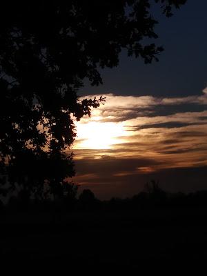 Nuvole illuminate di ORTENSIA_EFFE