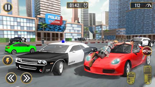 Gangster Driving: City Car Simulator Games 2020 android2mod screenshots 15