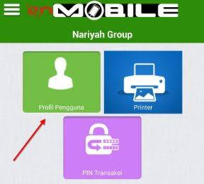 Cara Ganti Password Aplikasi ppob sbpays On mobile