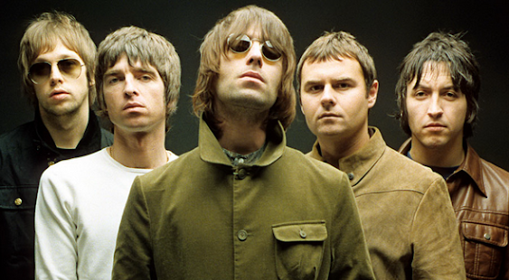 The Best Video Music of Oasis - náhled