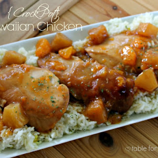 Hawaiian Chicken Sauce Recipes.