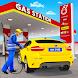 ガソリンスタンド 車の運転シミュレータ 駐車場ゲーム