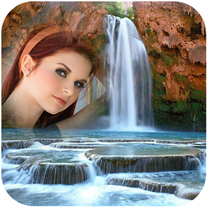 download Waterfall Photo Frames apk