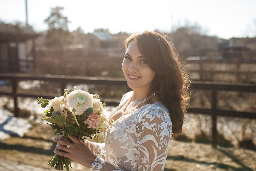 Nhiếp ảnh gia ảnh cưới Konstantin Khruschev (xkandreich). Ảnh của 06.05.2019