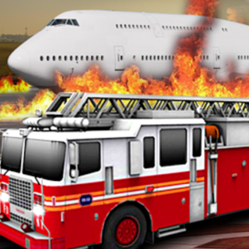 Airplane Emergency Fire Rescue (game)