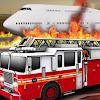 aereo emergenze fuoco salvare