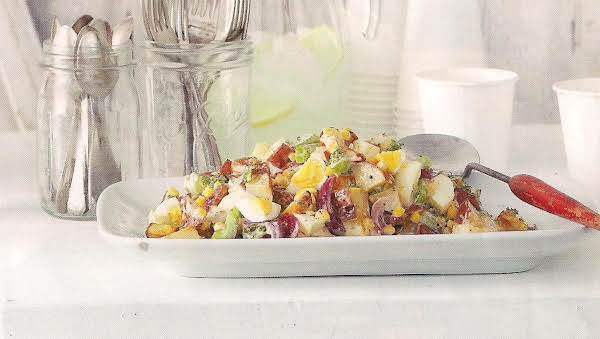 Potato Salad With Country Ranch Dressing