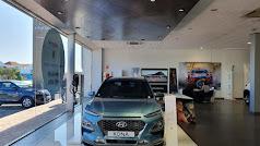 El Kona Híbrido Eléctrico en las instalaciones de Hyundai Almerialva.